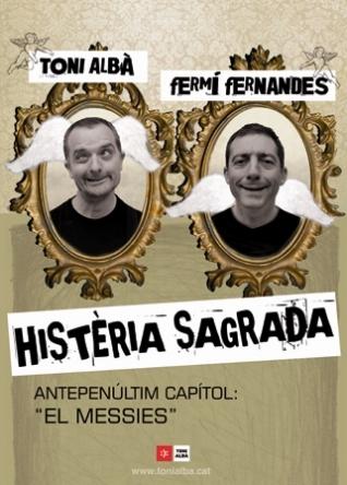 Histèria Sagrada - Toni Albà