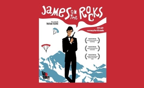 James on the Rocks