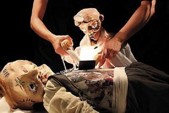 Víctor i el monstre (Frankenstein)