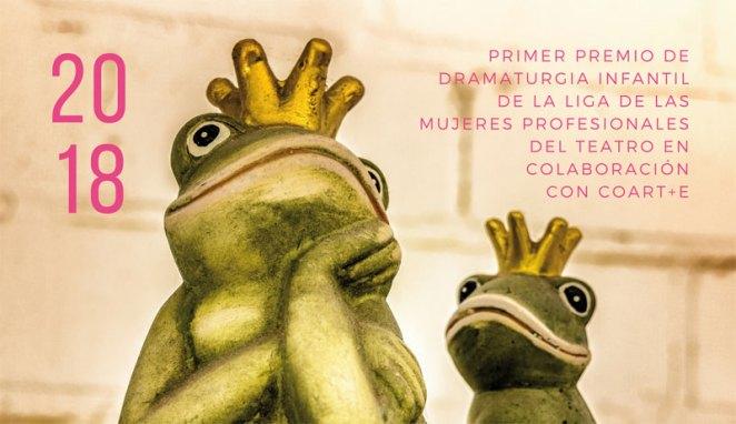 Primer Premio Dramaturgia Infantil